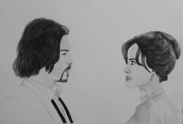 Johnny Depp, Angelina Jolie by eowyn_ch